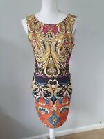 Womens Dress Size 8 Multi Tink & Funk <FF4429