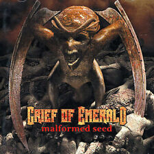 GRIEF OF EMERALD - MALFORMED SEED NEW CD