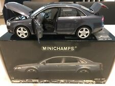Audi A4 B7 Minichamps 1/18 scale model. Excellent condition, never displayed