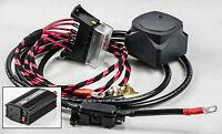 VW T5 Volt Sensor VSR Teil Lade & Freizeit Batterie MONTAGESATZ + Wechselrichter
