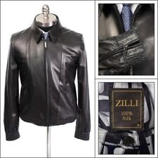 Leather Outer Shell Big & Tall Cropped Coats & Jackets for Men