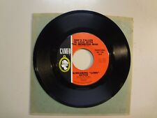 """SCREAMING LORD SUTCH w/SAVAGES:She's Fallen In Love w/The Monster Man-U.S. 7"""" DJ"""