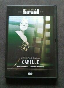 DVD Camille ALLA NAZINOVA - RUDLOPH VALENTINO Muet   (a10)