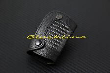 For BMW Smart Remote Key Fob Carbon Fiber Cover F01 F10 F12 F20 F30 F32 F80 F82