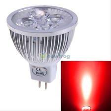 Epistar LED MR16 4W 12V Dimmable Cool Warm White RGB Spot Bulb Lamp Light Bright