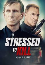 Stressed to Kill,Very Good DVD, Armand Assante, Bill Oberst Jr., Mark Savage