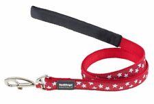 RED DINGO RED STAR DESIGNER LEAD FOR DOG  / PUPPY