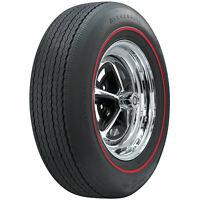 Coker Tire 62500 Firestone Wide Oval Tire FR70-15 Redline Sidewall Radial