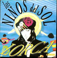 LORCA - LOS NINOS DEL SOL - FRENCH CARDBOARD SLEEVE CD MAXI
