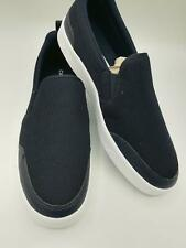 Care of by Puma Court  Men's Slip On ,Navy Blue, Size 10