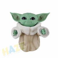 Star Wars Mandalorian Baby Yoda PVC Action Figure Model 20cm In Box Collection