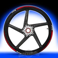 Adesivi moto YAMAHA FZ6 RACING 5 stickers cerchi ruote wheels  mod.2