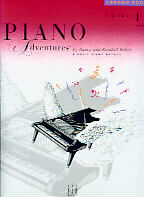 PIANO ADVENTURES Lesson Book Level 1*