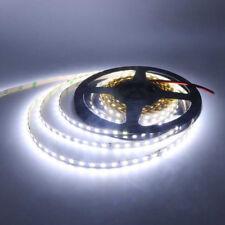 White 5M SMD 2835 60Leds/m LED Strip Light Flexible 300Led Lamp 12V DIY Roll