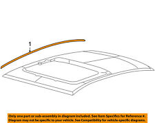 FORD OEM 08-11 Focus-Roof Molding Trim Right 8S4Z5450462C