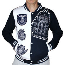 Heartless - DOCTOR WHO VILLIANS - Mens Varsity Jacket - Official DR Who Merch