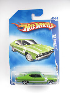 Hot Wheels 2009 - MUSCLE MANIA - '69 CHEVELLE