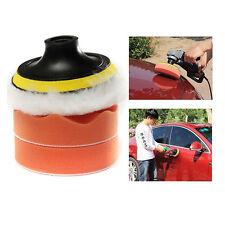 Electric Polisher Buffer Car Beauty Sander Grinder Polishing Machine Sponge Kit