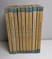 Lot of 10 Pelican Books Philosophy Psychology Locke, Jung, Spinoza 1950s vintage