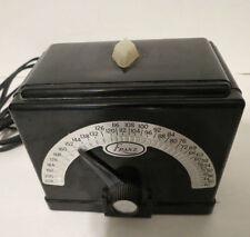 FRANZ Manufacturing Company electric Metronome 110 Volt Model LM FB 4 BakeLite