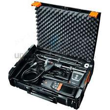 Testo 320B Flue Gas Analyser Advanced Kit (Replaces 320-1)