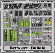 Eduard Zoom FE279 1/48 Tamiya Brewster Buffalo