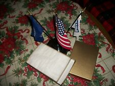 MADE IN AMERICA 8 1/2 X 2 1/4 X 7/8 (30 ea) .20ea SOLID GOLD COTTON FILLED BOXES