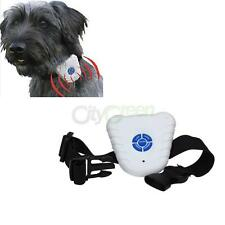 2X Small Ultrasonic Anti No Bark Barking Pet Dog Training Shock Control Collar