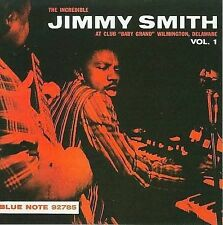 The Incredible Jimmy Smith at Club Baby Grand, Vol. 1 by Jimmy Smith (Organ) (CD