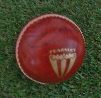 Nick Compton GENUINE HAND SIGNED Autograph Cricket Ball ENGLAND Ashes + COA
