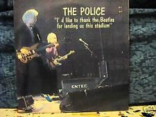 POLICE -NEW YORK CITY-SHEA STADIUM -AUG 18-'83 2LP MINT
