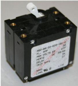 Carling 30 Amp Double Pole Circuit Breaker - AB2-B0-34-630-1B1-C