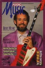Roxy Music Heaven 17 Tom Robinson Yes Rick Wakeman Mag
