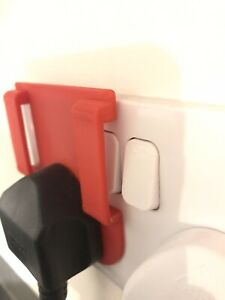 Plug switch cover Guard Power protectors Stop And prevent switch off Electronics