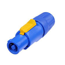 NEUTRIK NAC3FCA PowerCon Kabelstecker 3-pol blau