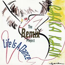 CHAKA KHAN : LIFE IS A DANCE - THE REMIX PROJECT / CD (WARNER BROS. 1989)