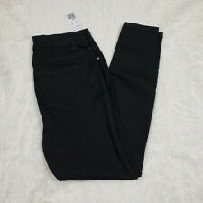 Forever 21 + Plus Size Black Jeans Women's Size 12 NWT