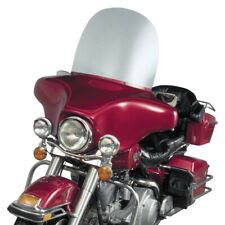 National Cycle - 20030 - Fairing Windshield, 17.25in. - Clear Harley-Davidson Du