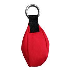 250g/300g/350g/400g Tree Climbing Throw Weight Red Bag Abrasion Resistance
