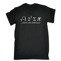 I 8 SUM PI T-SHIRT pie mathematics math geek nerd funny birthday gift present