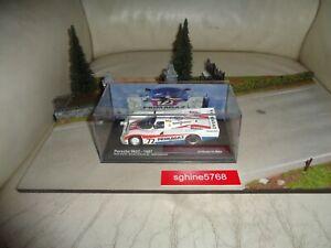 Ixo 1/43 - Porsche 962 C - 24 Heures du Mans 1987 - Yver De Dryver Lässig - FF11