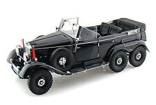 SIGNATURE 1/43 WWII GERMAN (1938) MERCEDES BENZ G4 PARADE CAR DIECAST MODEL