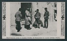 Oberst Bruno Trommer 9.Div Militärmission Osmanen Asienkorps Palästinafront 1914