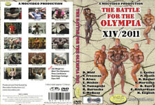 The Battle for the Olympia, Vol. XIV - 2011 (DVD, 2012, 3-Disc Set)