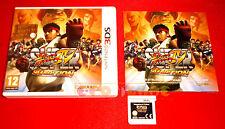 SUPER STREET FIGHTER IV 4 3D EDITION Nintendo 3Ds Italiano 1ª Ed. ○○ USATO - DT