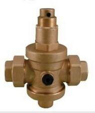 """602 Riduttore di pressione per acqua sede inox F x F 1 1/2"""" RASTELLI"""