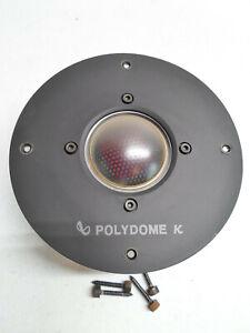 One Single Infinity Polydome K Midrange 902-3186C