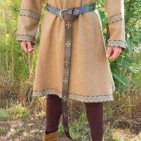 Medieval Renaissance Leather Medieval Long Belt