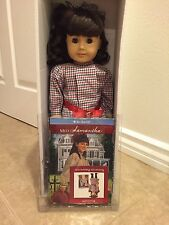 Displayed Only American Girl Doll Samantha- Earlier Version- Beautiful!!