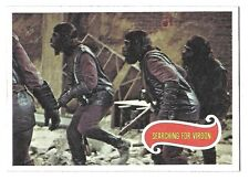PLANET OF THE APES MOVIE CARD NO 32 SEARCHING FOR VIRDON TOPPS NRMINT+ 5126